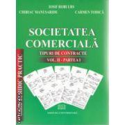 Societatea Comerciala Tipuri de contracte Vol 2 Partea 1