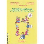 Activitati in completarea programului din ciclul primar