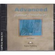 Advanced grammar and vocabulary CD