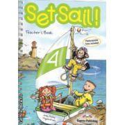Set Sail 4 Teacher's Book