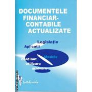 Documentele financiar Contabile actualizate