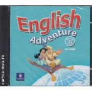 English Adventure Starter B CD-ROM(editura Longman isbn: 0-582-828-34-1)