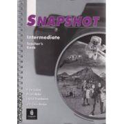Snapshot Intermediate Teacher's book(editura Longman, autori:Fran Linley, Brian Abbs, Ingrid Freebairn, Chris Barker isbn:0-582-36332-2)