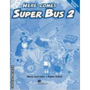 Here comes Super Bus 2 Activity Book