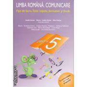 Limba Romana Comunicare clasa a 5 a semestrul 1