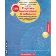 Pregatirea bacalaureatului la matematica 2010