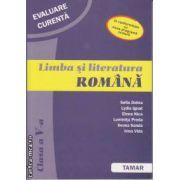 Evaluare curenta Limba si literatura Romana clasa 5 a