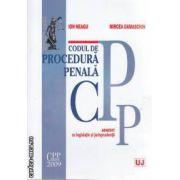 Codul de procedura penala Adnotat cu legislatie si jurisprudenta