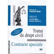 Tratat de drept civil Contracte speciale vol 1+ 2 + 3 Deak
