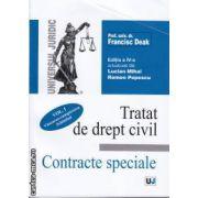 Tratat de drept civil Contracte speciale vol 1+ 2 + 3 Deak