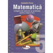 Matematica culegere de exercitii si probleme pentru clasa a 5 a