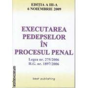 Executarea pedepselor in Procesul Penal