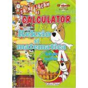 Sa ne jucam pe Calculator Reksio si matematica