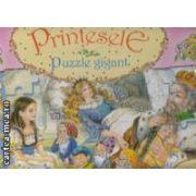 Printesele Puzzle gigant