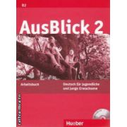 AusBlick 2 Arbeitsbuch B2 + CD