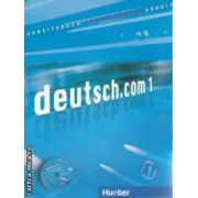 Deutsch.com 1 Arbeitsbuch + CD
