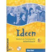 Ideen 1 Arbeitsbuch A1 +CD