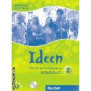 Ideen 2 Arbeitsbuch A2 +2 CD