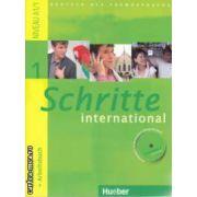 Schritte international Kursbuch + Arbeitscbuch 1 Niveau A1/1 + CD