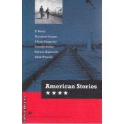 American Stories ( editura: Macmillan, ISBN 978-0-2307-1689-6 )
