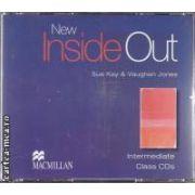New Inside Out Intermediate Class CDs