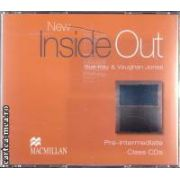 New Inside Out Pre-Intermediate Class CDs