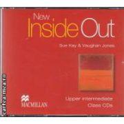 New Inside Out Upper Intermediate Class CDs