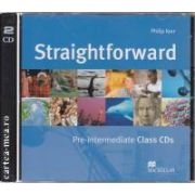 Straightforward Pre Intermediate Class CDs