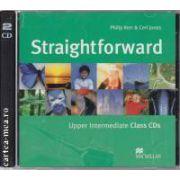 Straightforward Upper Intermediate Class CDs