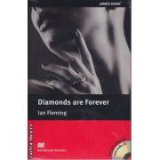 Diamonds are Forever - Level 4 Pre-Intermediate + CD ( editura: Macmillan, autor: Ian Fleming, ISBN 978-0-2307-1662-9 )