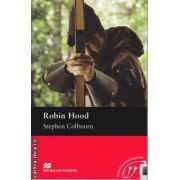 Robin Hood - Level 4 Pre-Intermediate ( editura: Macmillan, autor: Stephen Colbourn, ISBN 978-0-230-03049-7 )