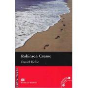 Robinson Crusoe - Level 4 Pre-Intermediate ( editura: Macmillan, autor: Daniel Defoe, ISBN 978-0-2307-3118-9 )