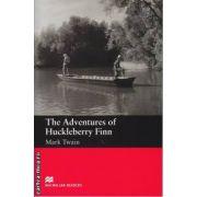 The Adventures of Huckleberry Finn - Level 2 Beginner ( editura: Macmillan, autor: Mark Twain, ISBN 9778-1-4050-7234-2 )