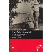 The Adventure of Tom Sawyer - Level 2 Beginner ( editura: Macmillan, autor: Mark Twain, ISBN 978-0-230-03033-6 )