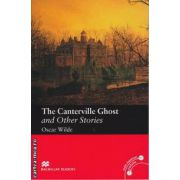 The Canterville Ghost and Other Stories - Level 3 Elementary ( editura: Macmillan, autor: Oscar Wilde, ISBN 978-0-2300-3079-4 )