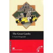 The Great Gatsby Level 5 Intermediate ( editura: Macmillan, autor: F. Scott Fitzgerald, ISBN 978-0-2300-3528-7 )