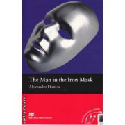 The Man in the Iron Mask - Level 2 Beginner ( editura: Macmillan, autor: Alexandre Dumas, ISBN 978-0-230-03036-7 )
