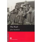 The Pearl - Level 5 intermediate ( editura: Macmillan, autor: John Steinbeck, ISBN 978-0-2300-3113-5 )
