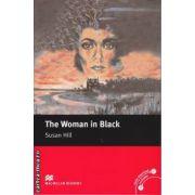 The Woman in Black - Level 3 Elementary ( editura: Macmillan, autor: Susan Hill, ISBN 978-0-2300-3745-8 )