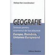 Geografie Sinteze pentru Examenul de bacalaureat