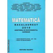 Matematica Bacalaureat 2010 Admiterea in invatamantul superior