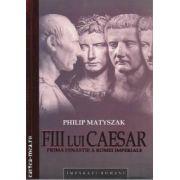 Fiii lui Caesar Pprima dinastie a romei Imperiale
