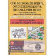 Curs de legislatie rutiera Conducere preventiva Mecanica Prim ajutor pentru toate categoriile