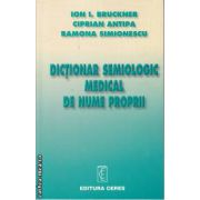 Dictionar Semiologic Medical de Nume proprii