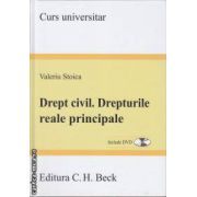 Drept civil Drepturile reale principale+DVD