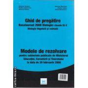Ghid de pregatire Bac 2008 Biologie Modele de rezolvare clasele 9-12