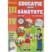 Educatie pentru Sanatate clasele 3  si 4