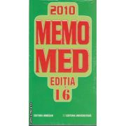 MemoMed 2010 + Ghid Farmacoterapic Alopat si Homeopat