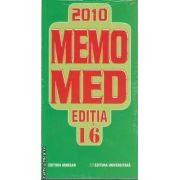 MemoMed 2010 + Ghid Farmacoterapic Alopat si Homeopat