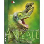 Marea enciclopedie ilustrata Animale